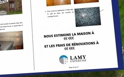 Avis avant acquisition : le rapport d'expertise | Malfaçon construction | Scoop.it