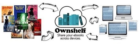 Startup Ownshelf Seeks to Store your eBooks in the Cloud - Good E-Reader (blog) | ebooks | Scoop.it