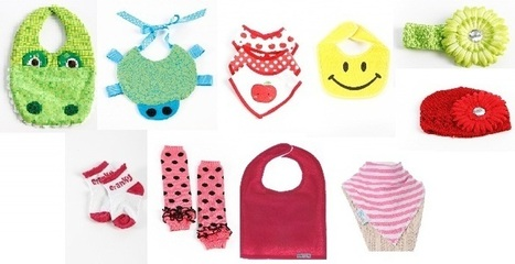 Baby bib pattern – How is it a fashion accessory for your child's wardrobe? | Designer Baby Products | Scoop.it