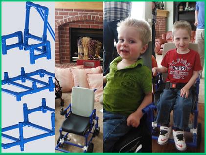 The Open Wheelchair Project   En torno a la silla   Scoop.it