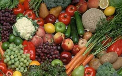 UK fruit and veg consumption falling faster than in Europe or US  - Telegraph | HealthilyEverAfter | Scoop.it