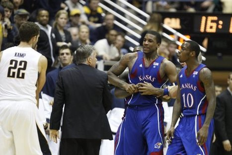 FINAL: KU clinches outright Big 12 title with 70-66 victory over Missouri | KUsports.com | Basketball | Scoop.it