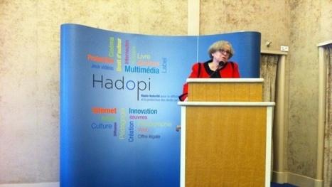 Mais à quoi sert l'Hadopi? | Baueric - Economie numérique | Scoop.it