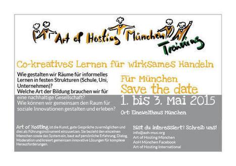 Art of Hosting Training   Art of Hosting München   Art of Hosting   Scoop.it