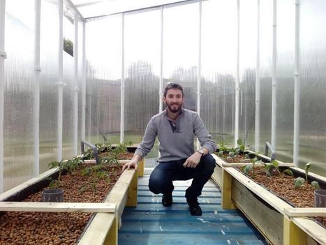 Une ferme urbaine installée dans le jardin Raymond VI, près des Abattoirs à Toulouse | Toulouse La Ville Rose | Scoop.it