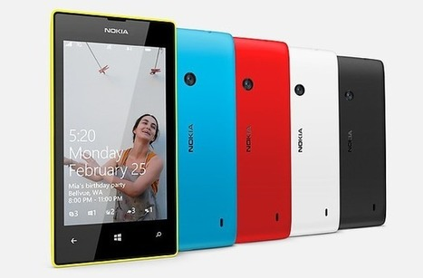 Why is the Lumia 520 selling so well in India? | WMPoweruser | WINDOWS-NOKIA | Scoop.it