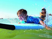 Surf therapy: Surfers for Autism gets recognition and $10K from Nickelodeon ... - Naples Daily News | Esportes | Scoop.it