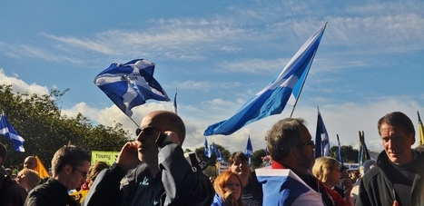 Social media and grassroots activism have taken Scotland to the brink of ... - The Conversation UK | Peer2Politics | Scoop.it