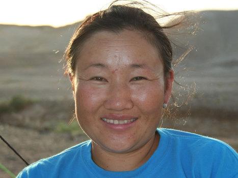 Bolortsetseg Minjin: Paleontologist | Year 5 Science - Scientists from the Asia region | Scoop.it