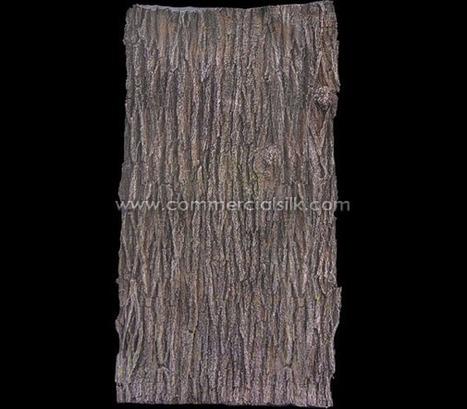Artificial Bark - Medium Tree Bark | Artificial, Silk Trees Knowledge Center | Scoop.it