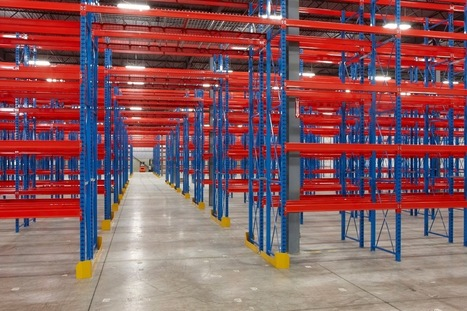 MSS Houston Blogs: Knowing the Advantages of Selective Pallet Rack | My Collection | Scoop.it