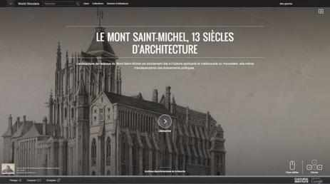 L'histoire du Mont-Saint-Michel à découvrir sur l'Institut culturel de ... - Le Parisien | CC Jovence | Scoop.it