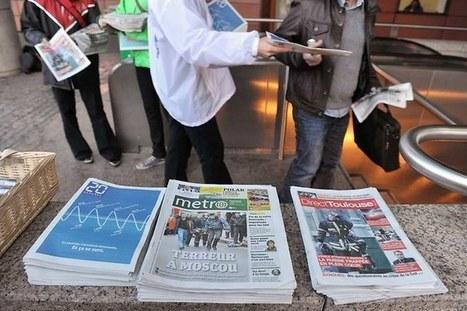 La presse gratuite cherche un nouveau souffle | DocPresseESJ | Scoop.it