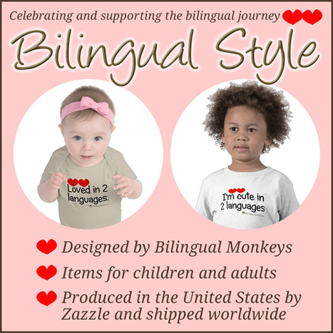 The Bilingual Zoo: A Free Community for Keepers of Bilingual Kids ... | Raising Bilingual Children | Scoop.it