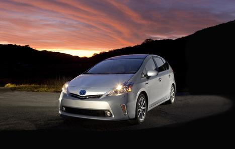 Toyota Prius Dekstop Wallpapers HD | HD Cars Wallpapers | Scoop.it