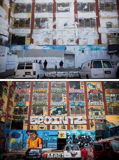 Le street art fait chou blanc à NewYork | Street culture | Scoop.it