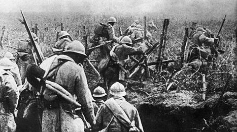 The Battle of the Somme, as it happened on July 1, 1916 | Navigate | Scoop.it