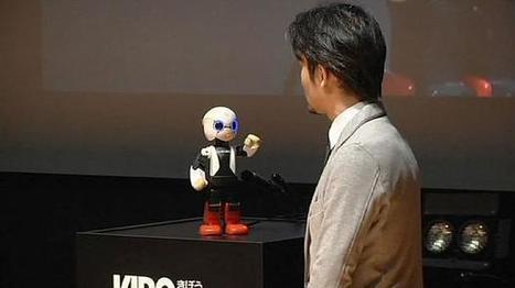 Kirobo, le robot qui est allé dans l'espace - euronews | Vous avez dit Innovation ? | Scoop.it