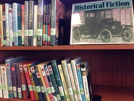 Ditching Dewey: Hot Topic in Hartford | AASL 2013 | Library Genrefication | Scoop.it