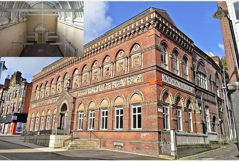 4th Jan: £2.6 million lottery windfall for iconic Stoke-on-Trent building | Stoke-on-Trent & North Staffordshire | Scoop.it