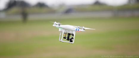 Des drones pour assurer des prestations de surveillance et de sécurité privée - Sûreté - Malveillance | Infos Drones | Scoop.it