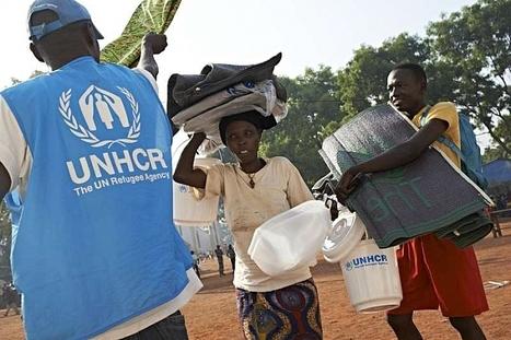 L'insécurité génère plus de 935.000 déplacés en République centrafricaine   Intervalles   Scoop.it