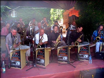 Photos des répétitions du BIG BAND de l'OLYMPIA, Maurice ANDRE, Roger GUERIN, 4, 5 , 6 août 2006   I Got Rhythm   Scoop.it
