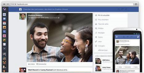 Marques : 8 conseils pour utiliser au mieux le nouveau fil d'atualité Facebook | Communication - Marketing - Web | Scoop.it