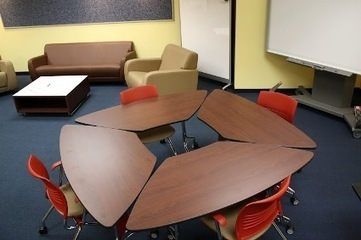 Texas Wesleyan's Classroom.NEXT: 21st Century Learning In Action -- Campus Technology | Our Learning Spaces | Scoop.it