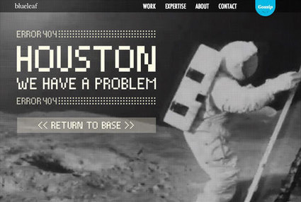 25 Innovative 404 Error Pages Designs for Inspiration - Inspirations | Are you a Moodler? | Scoop.it
