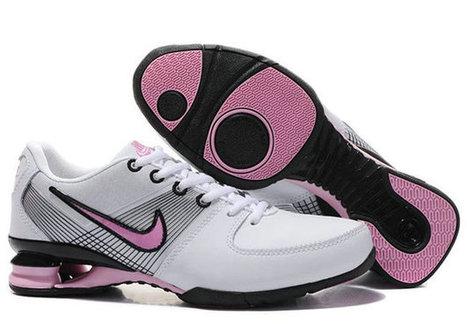 Nike Shox R2 Femme 0005 [CHAUSSURES NIKE SHOX 00344] - €61.99 | shox chaussures | Scoop.it