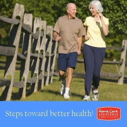Seniors Working-out for a Healthy Lifestyle | Helping seniors make a Smooth Transition from Hospital to Home | Scoop.it