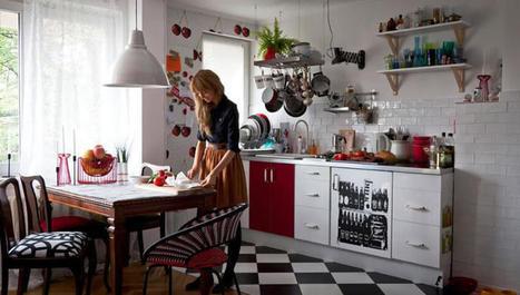Η Vintage Κουζίνα Δίνει στο Σπίτι σας Ρομαντική Ατμόσφαιρα - Ανακαίνιση Home | Customer Works | Scoop.it
