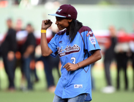 Mo'ne Davis says college ballplayer who wrote an offensive tweet about her deserves a secondchance | Kickin' Kickers | Scoop.it