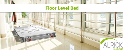 Comfortable Floor Level Bed in Australia | Healthcare Equipment & Supplies | Scoop.it