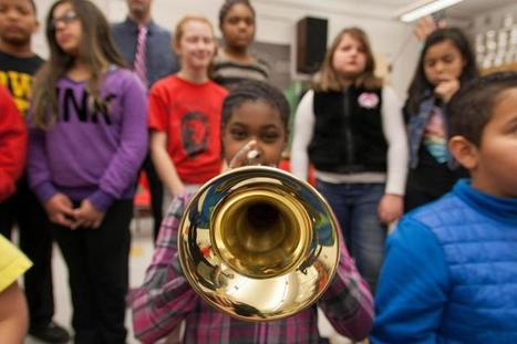 Low-Income Kids Thrive In Music Class | Uplifting Families | Scoop.it