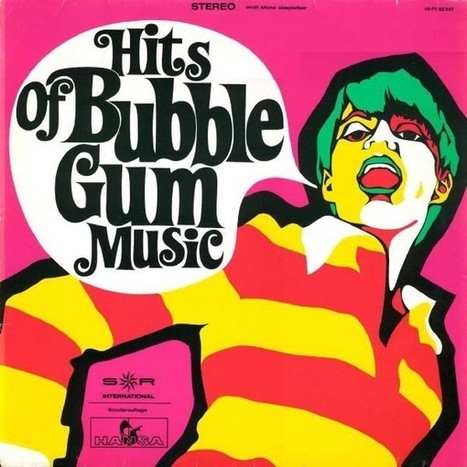 Es gibt im Content Marketing zuviel Bubble Gum | MEDIACLUB | Scoop.it