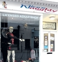 Sex shop in Aberystwyth Closes due to Lack of People into that Kind of Thing. | Quite Interesting News | Scoop.it