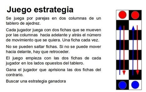 Juegos de estrategia para el aula de matemáticas | Blog de Antonio Omatos | Ámbito Científico | Scoop.it