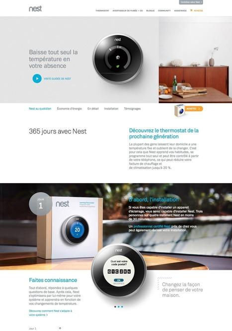 Le contraste en webdesign, c'est la vie ! | WebdesignerTrends - Ressources utiles pour le webdesign, actus du web, sélection de sites et de tutoriels | Webdesign et inspiration | Scoop.it