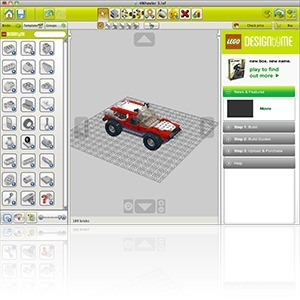 LEGO Digital Designer 4.3.8 | 21st Century Tools for Teaching-People and Learners | Scoop.it