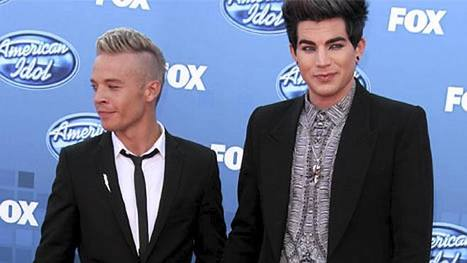 Adam and Sauli hand in hand on a red carpet | Finland | Scoop.it