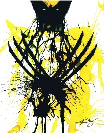 Wolverine, in Jason WGavin's Artist: Kevin Eslinger Comic Art Gallery Room - 1195402 | Savvy Comics | Scoop.it