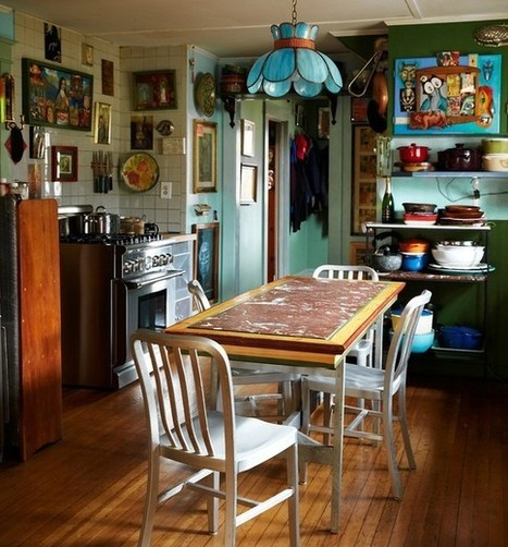In the kitchen of author Francine Prose and artist Howie Michaels, dinner is often a daylong project | Food Meditations Time | Scoop.it