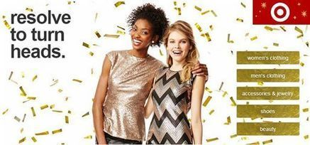 Get all your New year party items in time with target coupon codes 20%   Target news   Scoop.it
