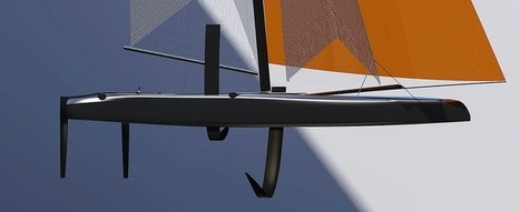 Another foiling catamaran circuit planned for 2016   FLYING MULTIHULLS   Scoop.it