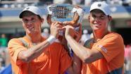 Bryan brothers win US Open doubles, set Grand Slam record - abc7.com | Emotional Photograph | Scoop.it