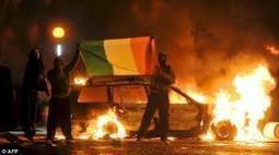 Three shot in Belfastrioting | Race & Crime UK | Scoop.it