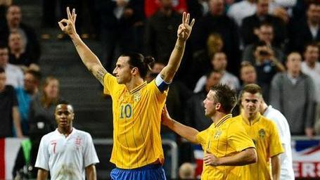 Ibrahimovic strike hailed as one of greatest goals ever - ESPN FC | Fitzy's Fodder | Scoop.it