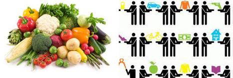 Le partage, ça nourrit son homme | Economie Responsable et Consommation Collaborative | Scoop.it